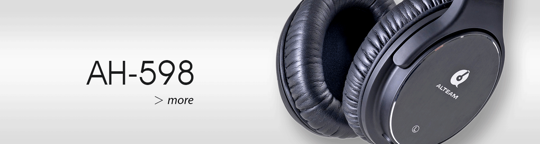 AH-598 headphones