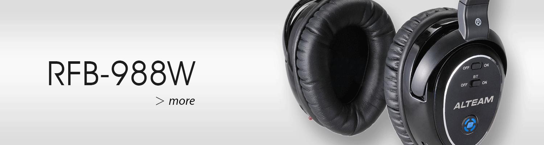 RFB-988W headphones