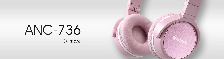 ANC-Noise Cancelling headphones