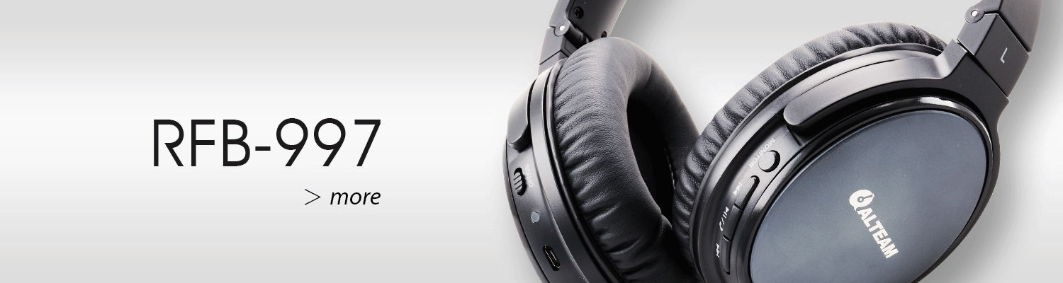 RFB-997 bluetooth noise cancelling headphone